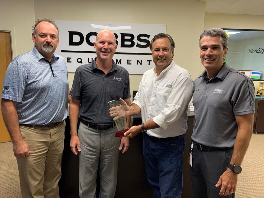 2019 Outstanding Dealer: Dobbs Equipment