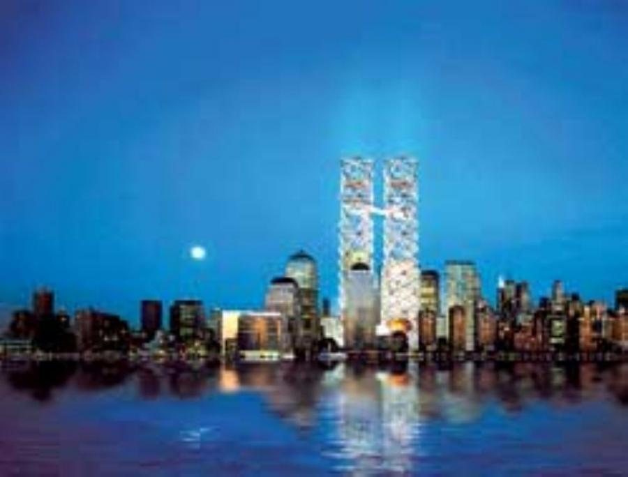 Two World Trade Center Designs Rise Above Competition Construction