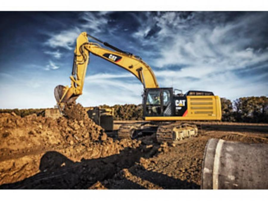 Ample hydraulic flow in the 336F H's implement circuits, coupled with a high main relief pressure, generates the power to handle a range of buckets and work tools, including shears, multi-processors, hydraulic breakers, and rippers.