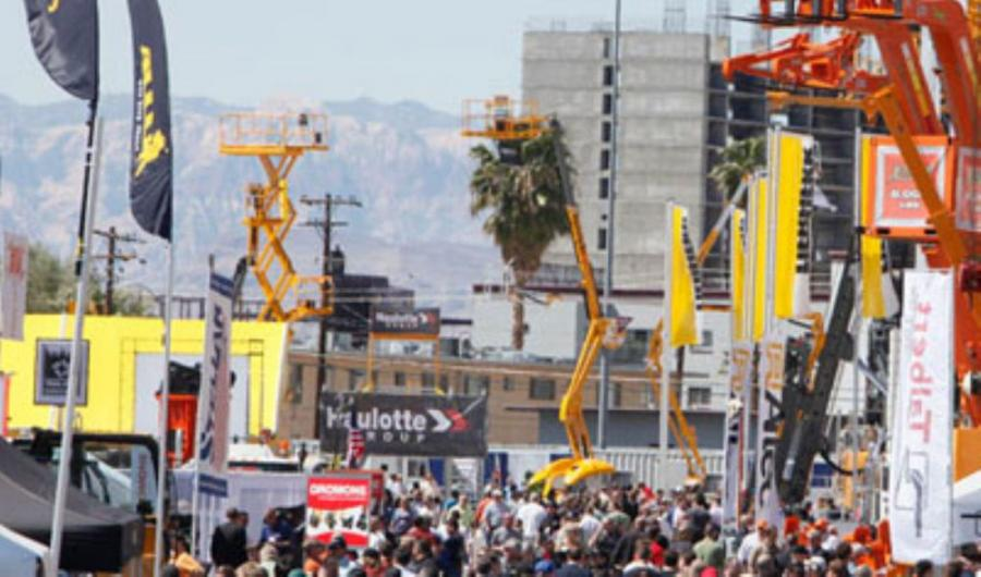 CONEXPO-CON/AGG and IFPE 2014 are rapidly building momentum as the shows prepare to open their doors in six weeks – March 4-8 in Las Vegas, USA.