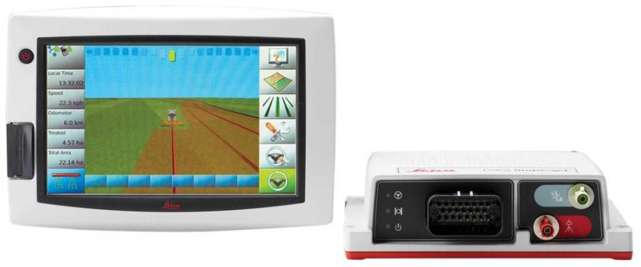 Leica Geosystems signs Software License Agreement with John Deere