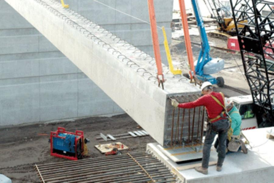 NDDOT Replaces 85-Year-Old Bridge | Construction Equipment Guide