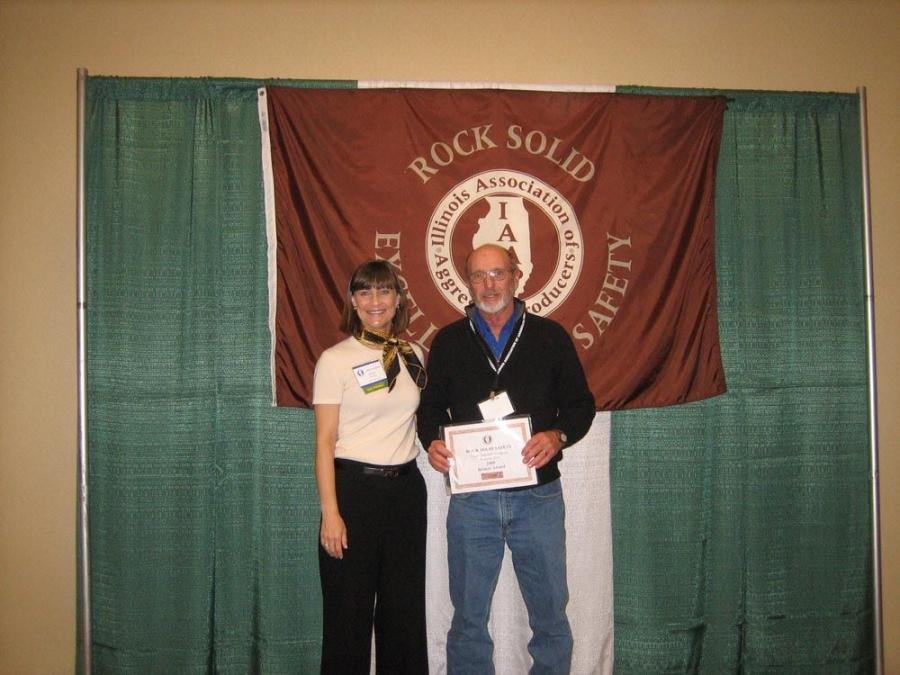Rock Solid Safety Bronze Award