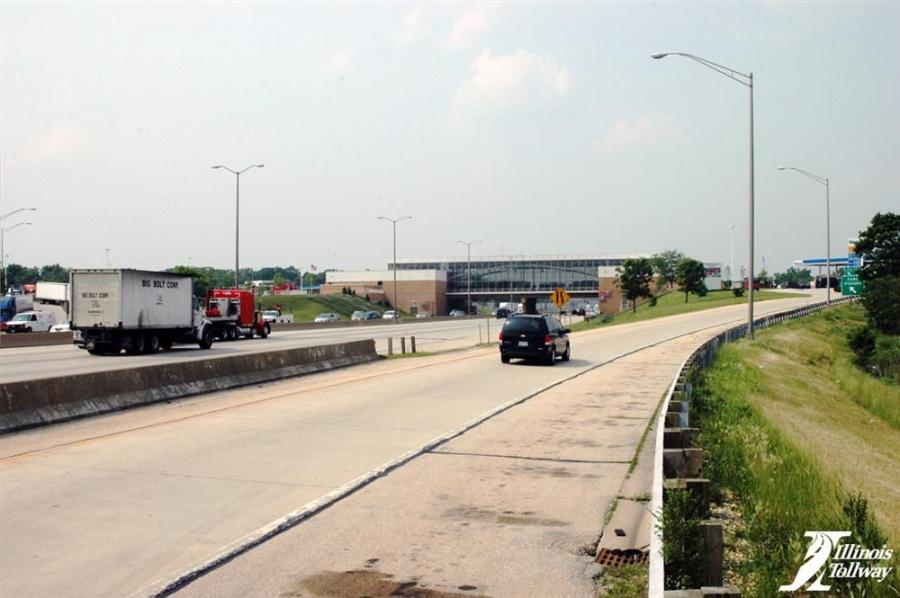 The capital plan provides funding to complete the rebuilding of the 52-year-old Tollway system.