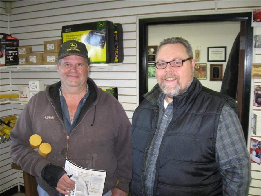 Murphy Tractor Spreads Cheer at Holiday Open Houses | Construction