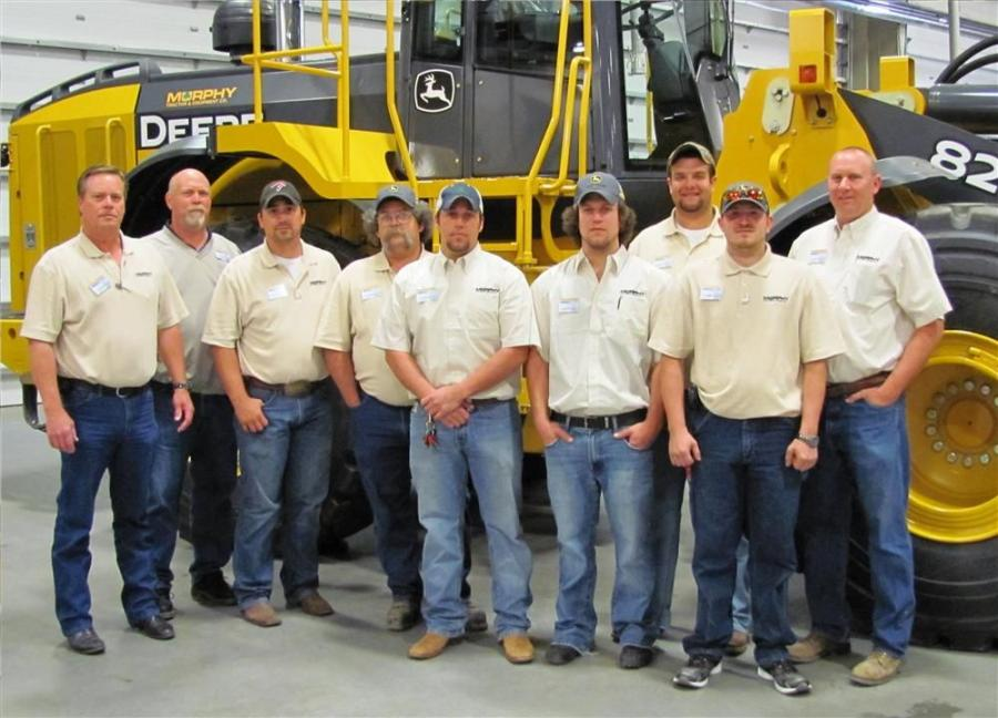 Murphy Tractor Holds Grand Opening for New Facility | Construction