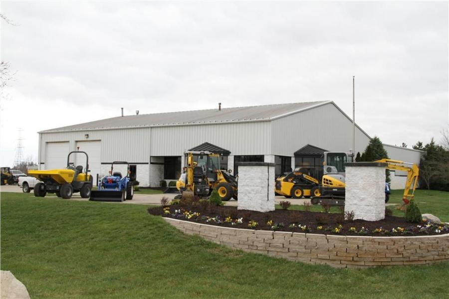 Franklin Equipment has announced the opening of its new location in Dublin, Ohio, at 7570 Fishel Drive South.