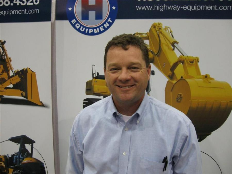 Highway Equipment Company has announced that Jason Shields has joined the Highway Equipment Company sales team.