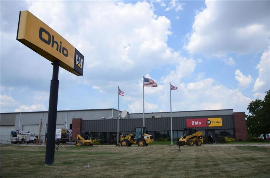 Ohio CAT, one of Ohio's leading construction equipment dealerships, recently announced it is now an authorized Hydrema dealer for the state of Ohio.