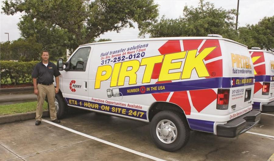 Jim Hamilton is general manager of PIRTEK Perry.