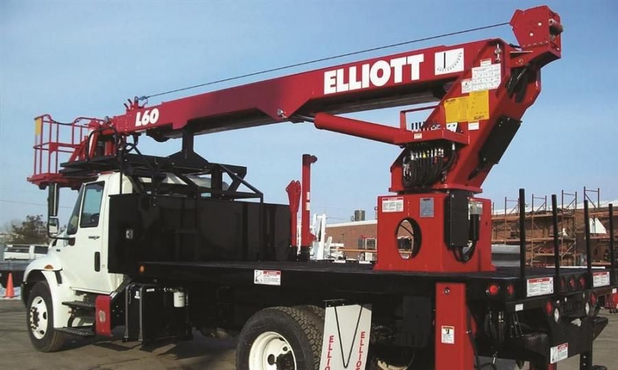 Runnion Equipment recently announced that the company now offers Elliott Equipment Company's line of HiReach aerial work platforms at its location in Caledonia, Wis.
