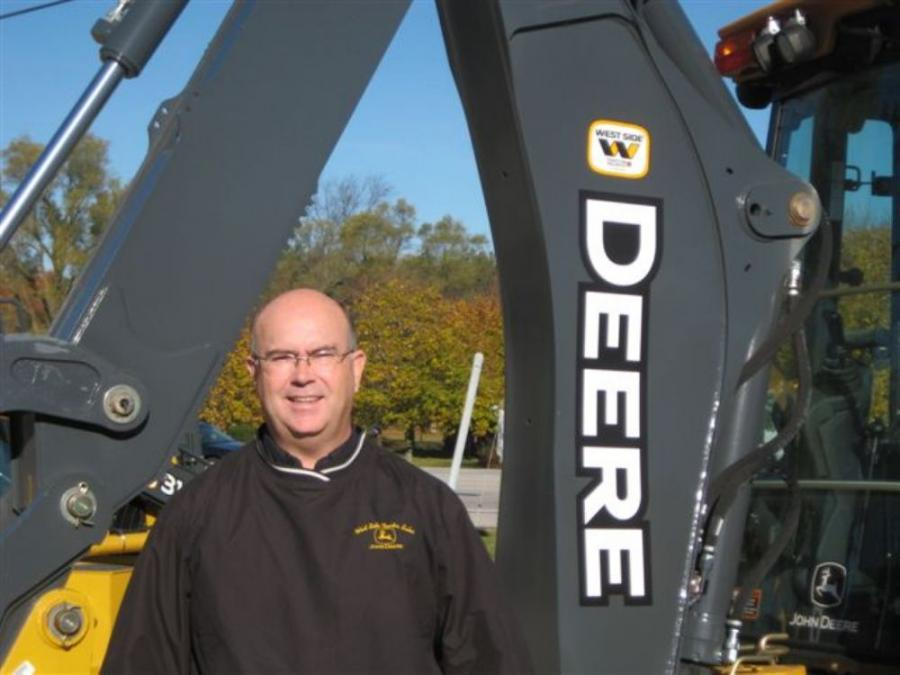 Brian Levenhagen joins West Side Tractor Sales as a Sales Representative.