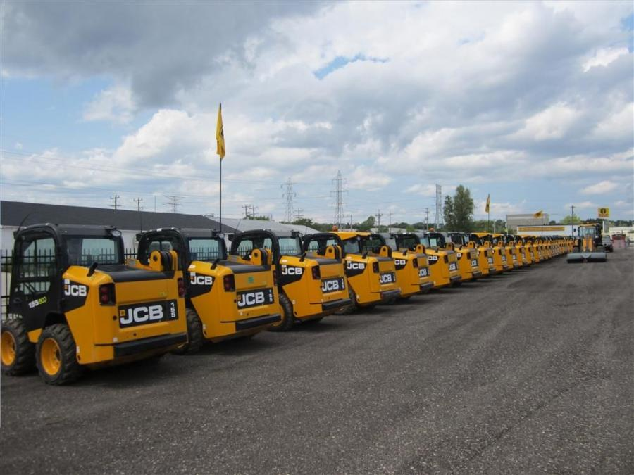 YES JCB of Milwaukee offers 17 models of side-entry skid steers from which to choose.