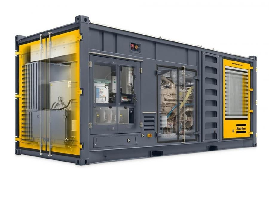 The new QAC 1250 is a dual frequency unit delivering 1,250 kVA / 1,000 kW of prime power at 50 Hz and 1,450kVA / 1,150kW at 60Hz.