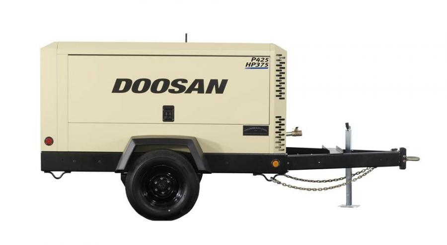 Dual pressure Tier IVi-compliant air compressors from Doosan Portable Power are cutting fuel costs by an average of 10 percent over previous models.