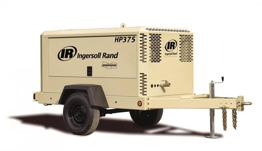 The HP/XP375 series of air compressors are powered with a mechanical Cummins 3.9 L engine.