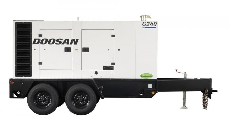 Doosan Portable Power now offers four new models in its mobile generator portfolio that have been designed to meet federal Environmental Protection Agency Tier IV Interim emission standards.