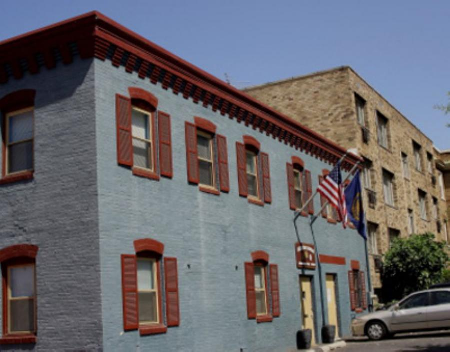 Photo courtesy of The American Legion. Contractors will donate their time, expertise and money to make a series of improvements to the Kenneth H. Nash Post 8 building.