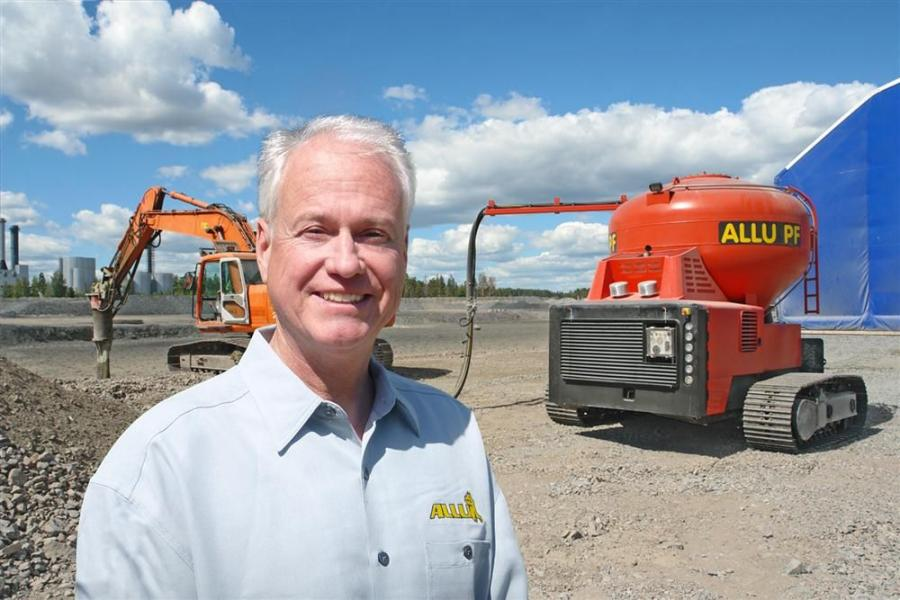 Allu has hired Charles Wilk as manager of mass stabilization and remediation applications.