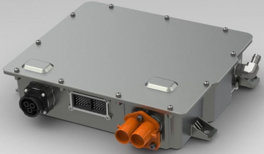 The standard POWERPAC Traction Inverter is rated for 360 VDC input with peak power of 60kVA, however, many variations are available.