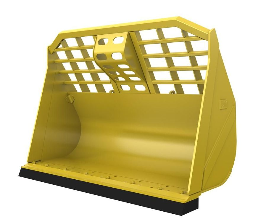 The buckets range from 6.0 to 14.0 cu. yd. (4.6 to 10.7 cu m) and complement Cat wheel loaders ranging from the 924K to the 980K.