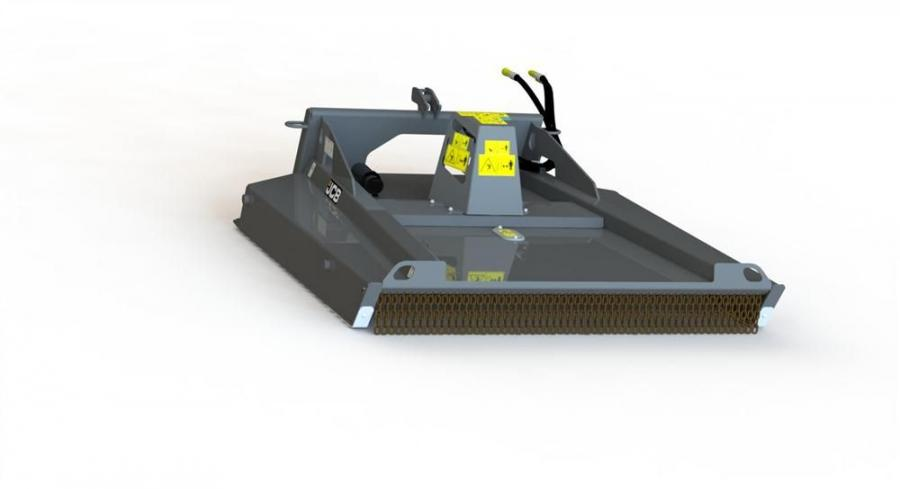 Designed to clear light to medium density brush and hardwoods up to 4 in. (10 cm) in diameter, the brush cutter is ideal for roadside maintenance, right of way clearing, site preparation and trail maintenance.