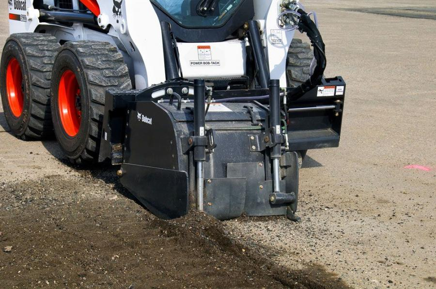 Increased Torque, Horsepower Boost Performance on High Flow Bobcat