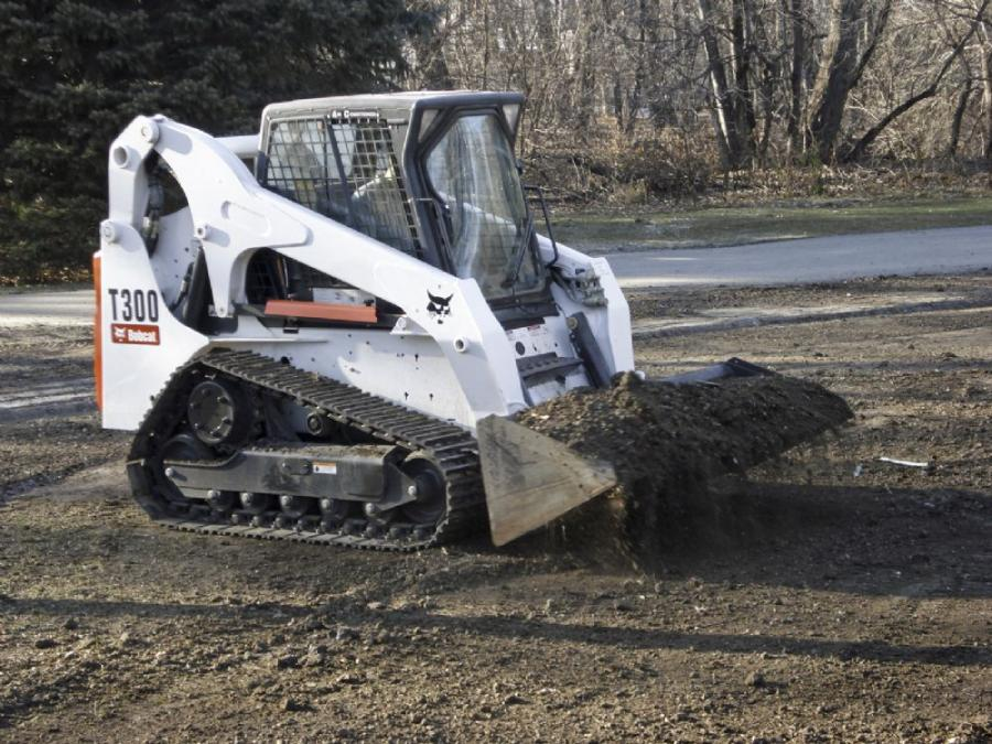 Bobcat Introduces Steel Track Undercarriage Option for Compact Track