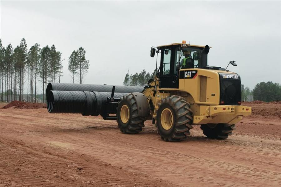 With the H Series introduction, Caterpillar is offering the 621 in a push-pull configuration for the first time.