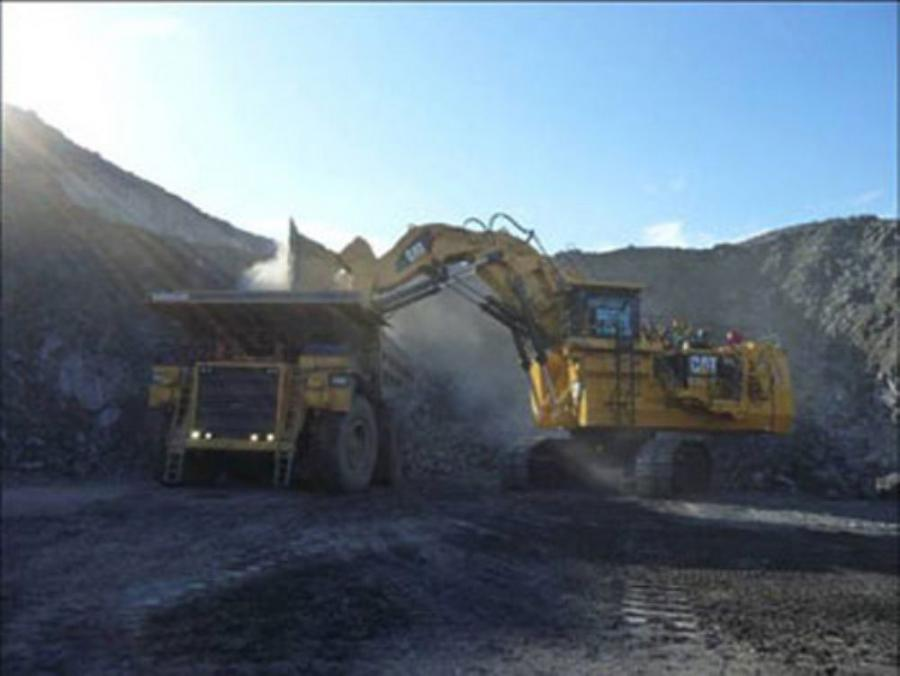 Photo courtesy of Caterpillar.  In addition to offering new LNG products, Caterpillar and EMD are developing retrofit solutions for those who opt to convert existing mining trucks and locomotives to natural gas.