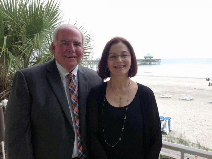 Don and Kay Shilling celebrated their 40th wedding anniversary on Aug. 3, 2014 and took their first cruise, which departed Fort Lauderdale and sailed through the Caribbean to St. Thomas, St. Martin and Puerto Rico.