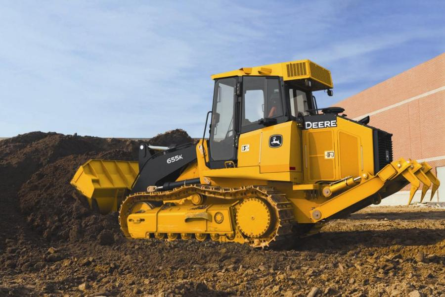 The 655K features a John Deere PowerTech 6.8-L IT4/Stage IIIB diesel engine. The new model boasts a net horsepower of 145 hp (108 kW) at 1,800 rpm.