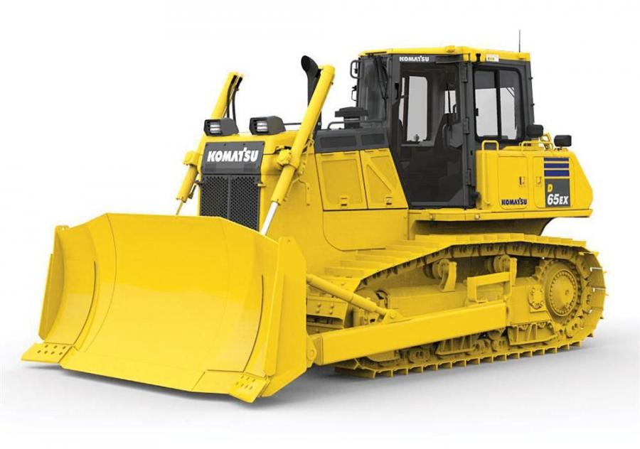 The D65-18 combines the SIGMADOZER blade with an automatic transmission with torque converter lock-up to achieve increased productivity and fuel economy.