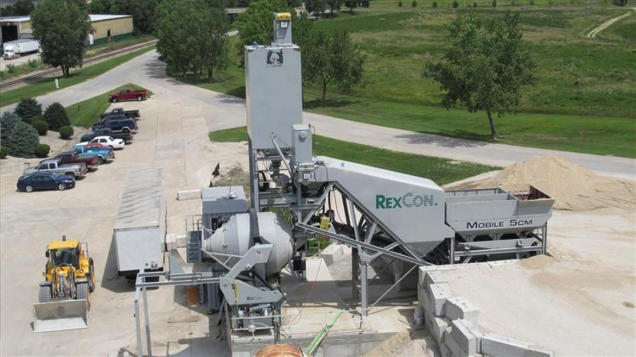 Central Mix concrete batch plants are fast becoming a requirement for most concrete paving jobs throughout the United States.