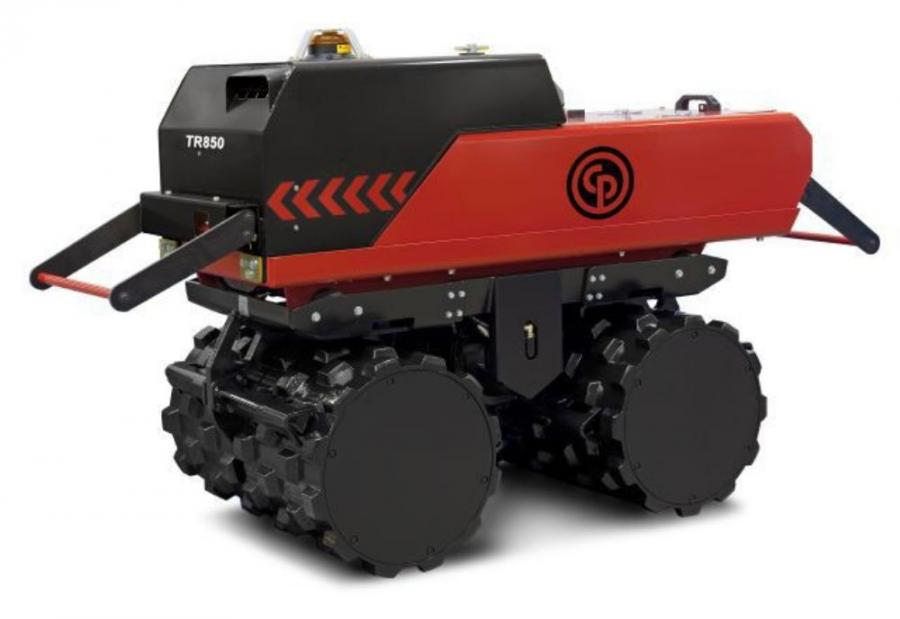 Chicago Pneumatic offers two models of trench rollers for working in cohesive or granular soil in connection with trenches, backfills and foundations in confined areas and on roads.
