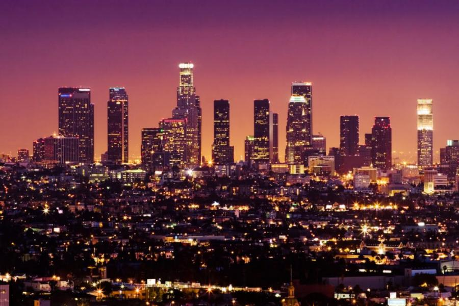 Los Angeles topped the EPA's list of cities with the most Energy Star certified buildings for 2011.