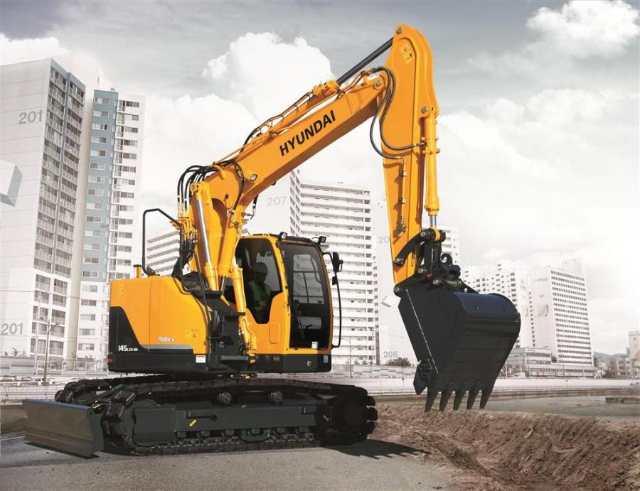 The R145LCR-9A and R235LCR-9A excavators are ideal for handling small to mid-size excavating projects, demolition and road and utility work in confined spaces such as in urban areas.