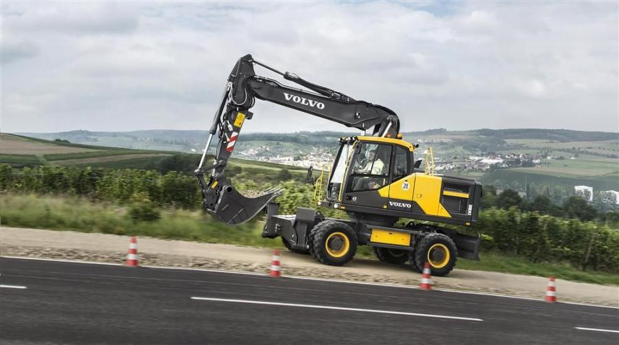 The EW160E and EW180E can be tailored to suit customers' precise specifications, with a whole range of flexible configurations that allow operators to change attachments quickly and easily, and add on useful features.