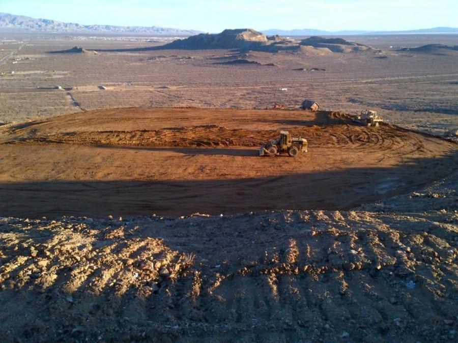 Golden Queen Mining Company Ltd., a Canadian publically-held company, is developing the Soledad Mountain Project, a fully permitted, open pit, heap leach gold and silver project located just outside the town of Mojave in Kern County, Calif.