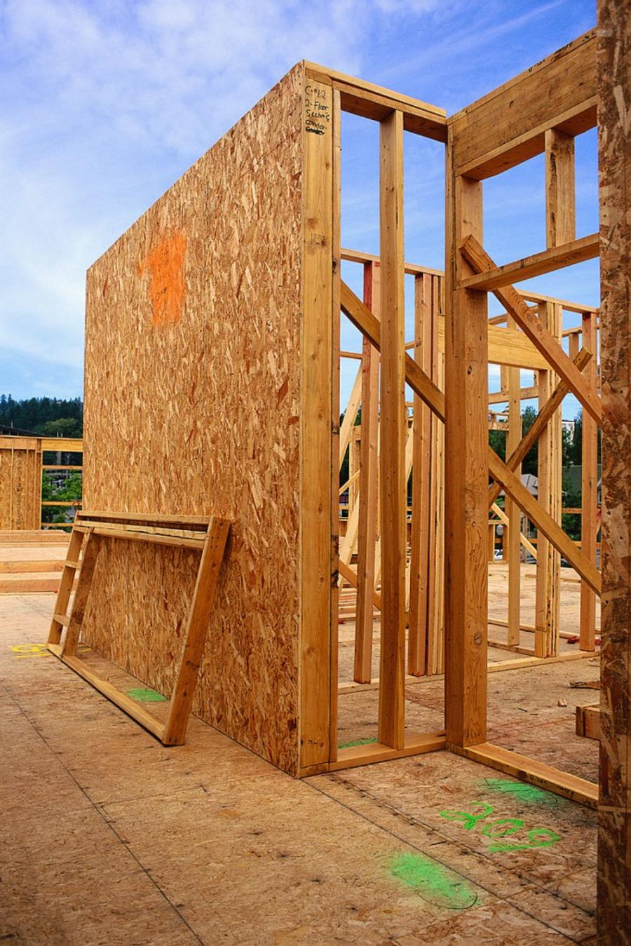 Last month, U.S. builders broke ground on the most homes in nearly four years. Single-family home building _ the bulk of the market _ rose for a fourth straight month. Permits to build single-family homes reached their highest point since March 2010.