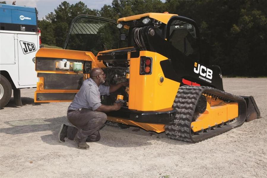 The master technician program is designed to continue to build the skills of JCB service technicians and recognize technicians that are at the top of their class. To be considered for the program, service personnel must be nominated by their dealership an