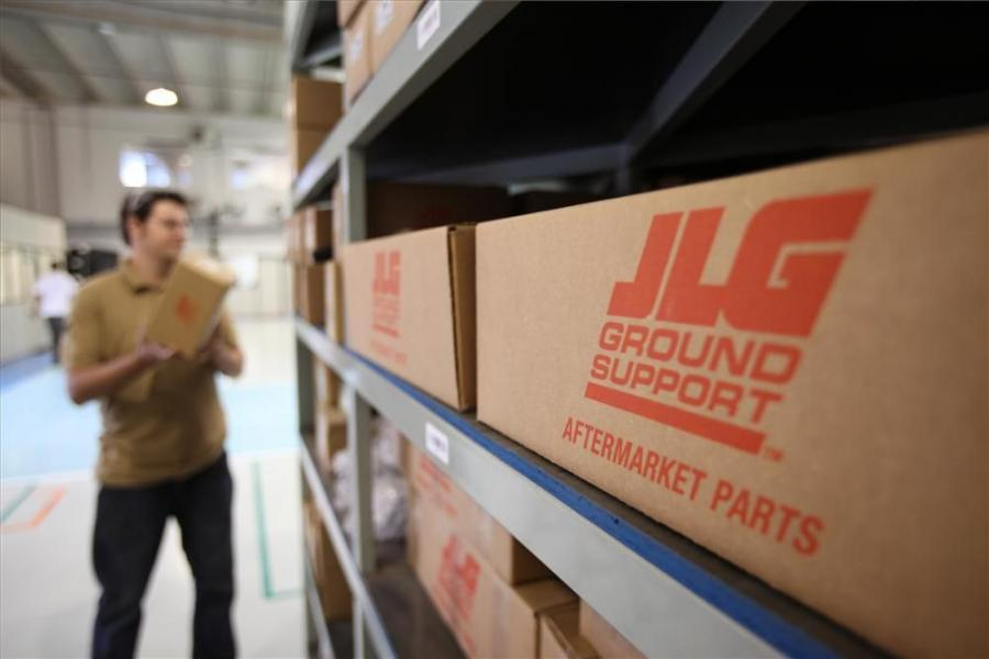 JLG Industries, Inc. recently debuted its newly renovated distribution center in Indaiatuba, Brazil.