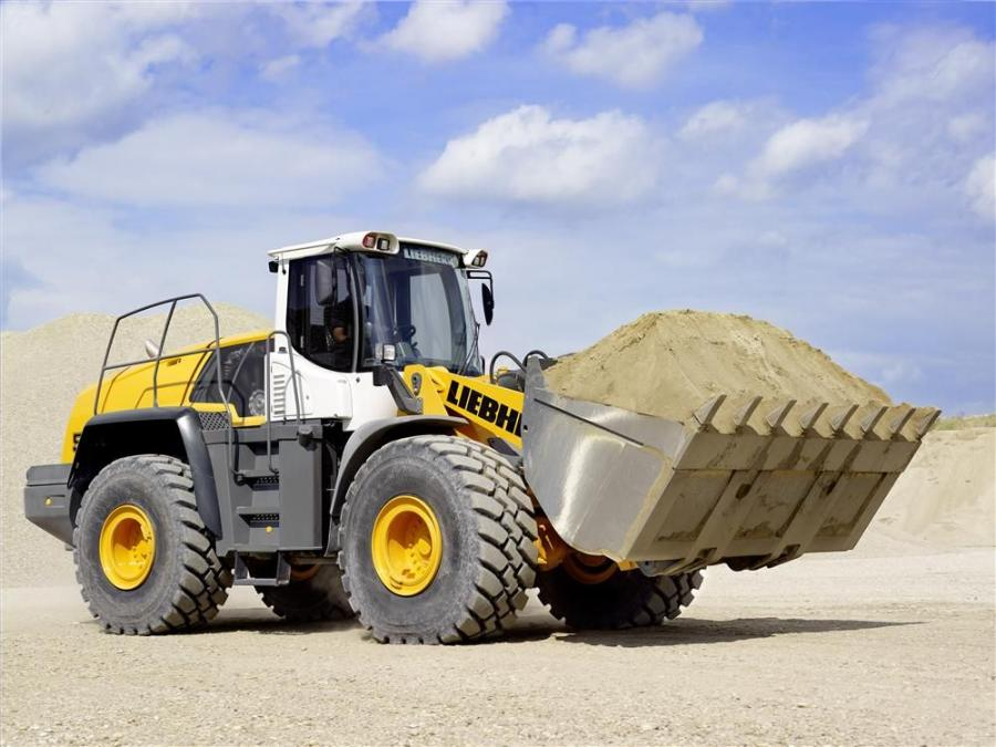 The first of these models to be introduced to the U.S. market is the L580 wheel loader.
