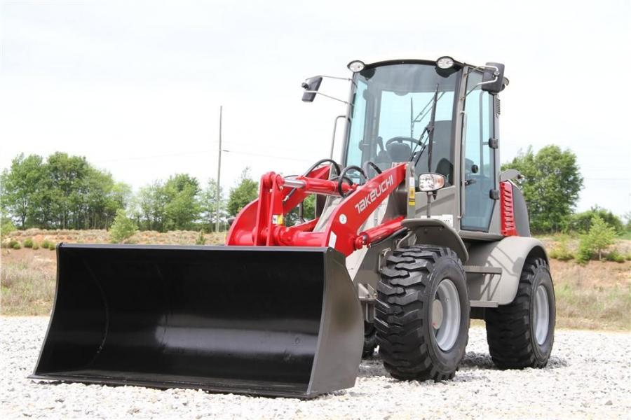 Takeuchi-US has added two compact wheel loaders to its lineup with the introduction of the TW65 SERIES 2 and TW80 SERIES 2.