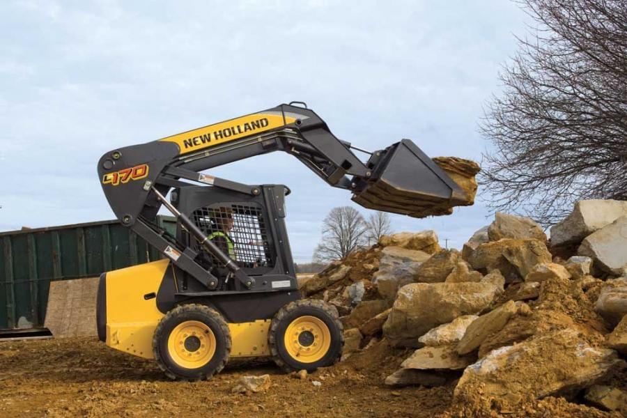 The grand prize winner will receive a New Holland L170 skid steer loader worth more than $32,000.