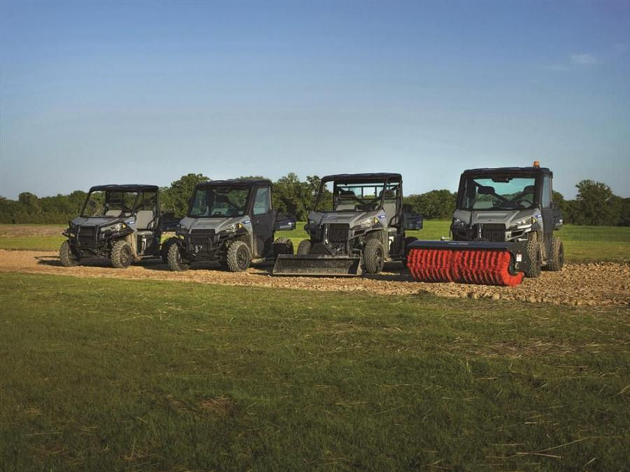 Polaris Expands Offering for Brutus Commercial Vehicle Line