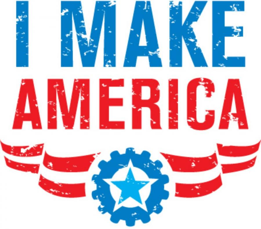 I Make America is a grassroots campaign that was launched in September 2010 to dramatically improve American manufacturing policies to create more jobs in the United States and keep the economy competitive with other countries.