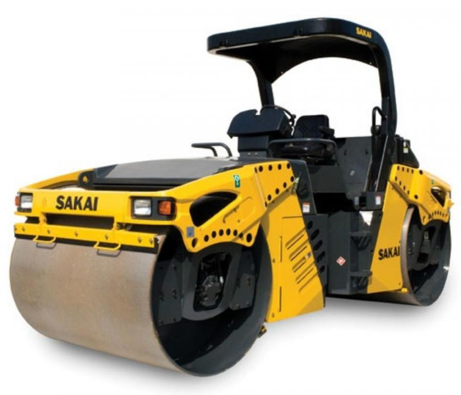 Sakai has introduced new asphalt and soil rollers and an advanced version of the company's compaction information system.