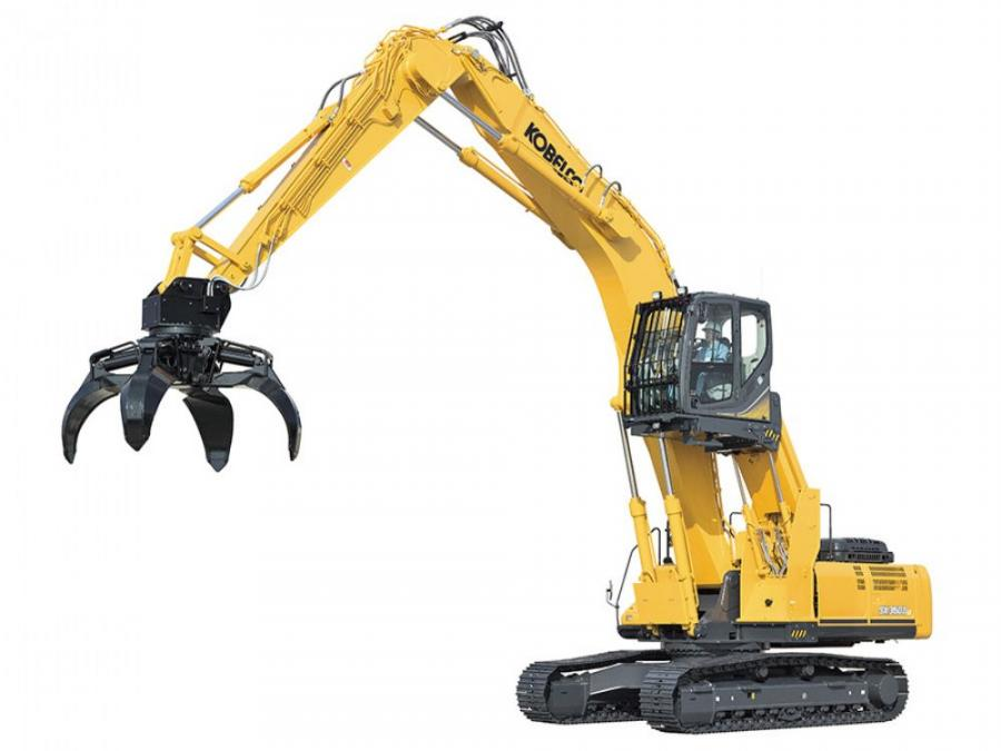 Kobelco's newest demolition product offerings include  the 210D, 350DLC and 1000DLC.
