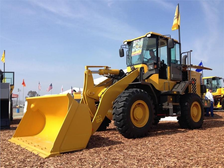 Only months after rolling out its wheel loader lineup to customers across North America, SDLG highlighted its commitment to the agricultural industry at this year's World Ag Expo. The event took place Feb. 11 to 13, in Tulare, Calif.